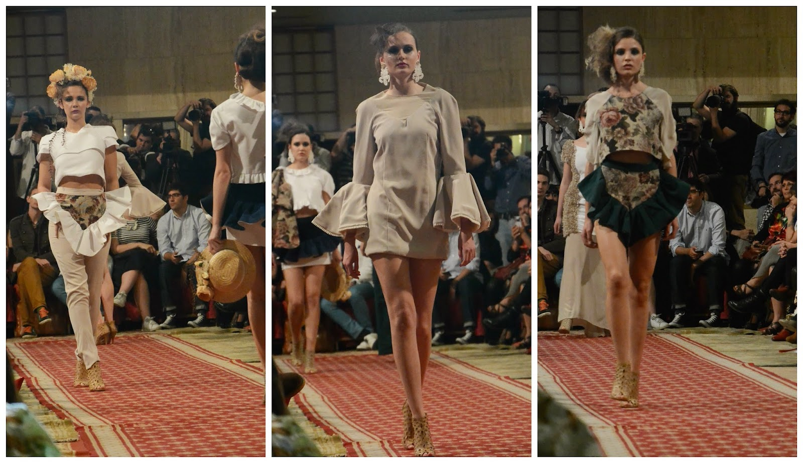 Cristina Martinez Reus Premios Nacionales a la Moda para Jóvenes Diseñadores
