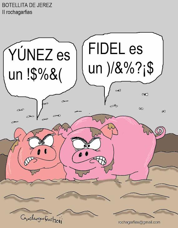 Epitelos Yunez - Fidel.