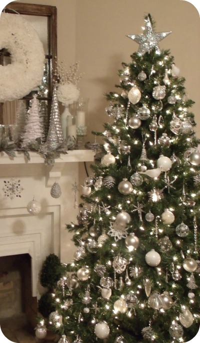 Ideas Para Decorar El Arbol De Navidad Nina Bonita - Fotos-arboles-de-navidad-decorados