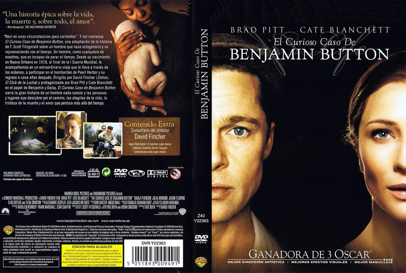 El curioso caso de benjamin button estrenos y mas - Curioso caso de benjamin button ...