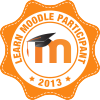 My Moodle badge