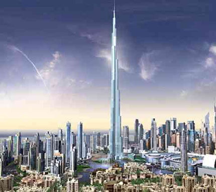World visits dubai tower cool pictures to beat all towers for Beat hotel in dubai