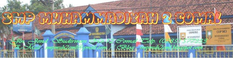 SMP Muhammadiyah 2 Comal