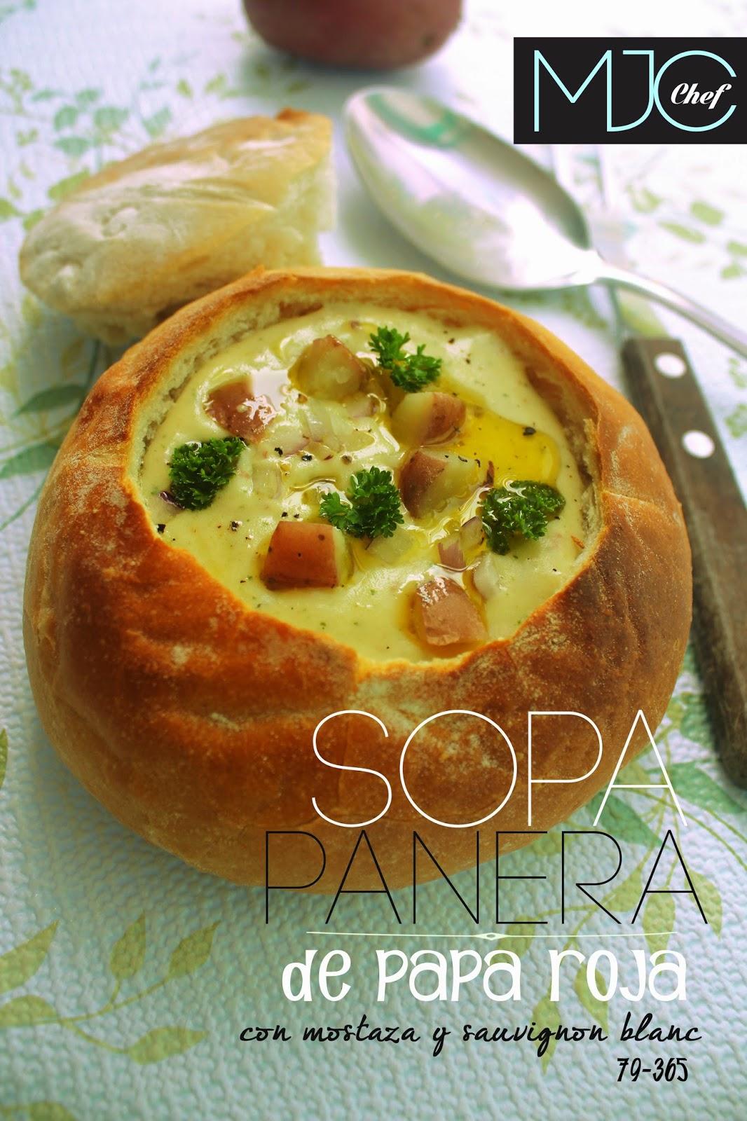 Sopa de papa