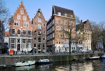 Amsterdam - Canal - 0316