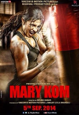 full cast and crew of bollywood movie Mary Kom with poster, trailer ft Prinka Choptra