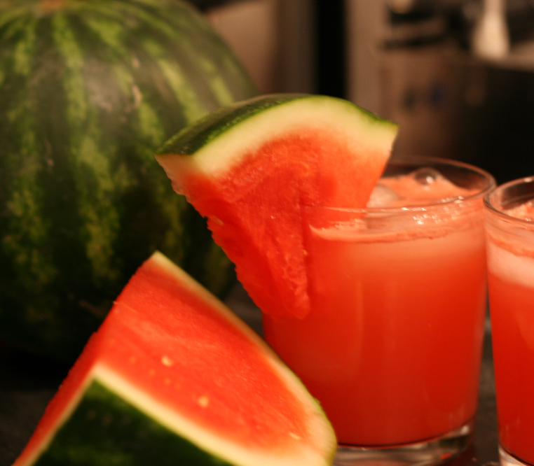 Watermelon Punch And Bowl Recipe — Dishmaps