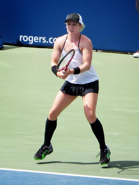 Bethanie Mattek-Sands Rogers Cup 2013