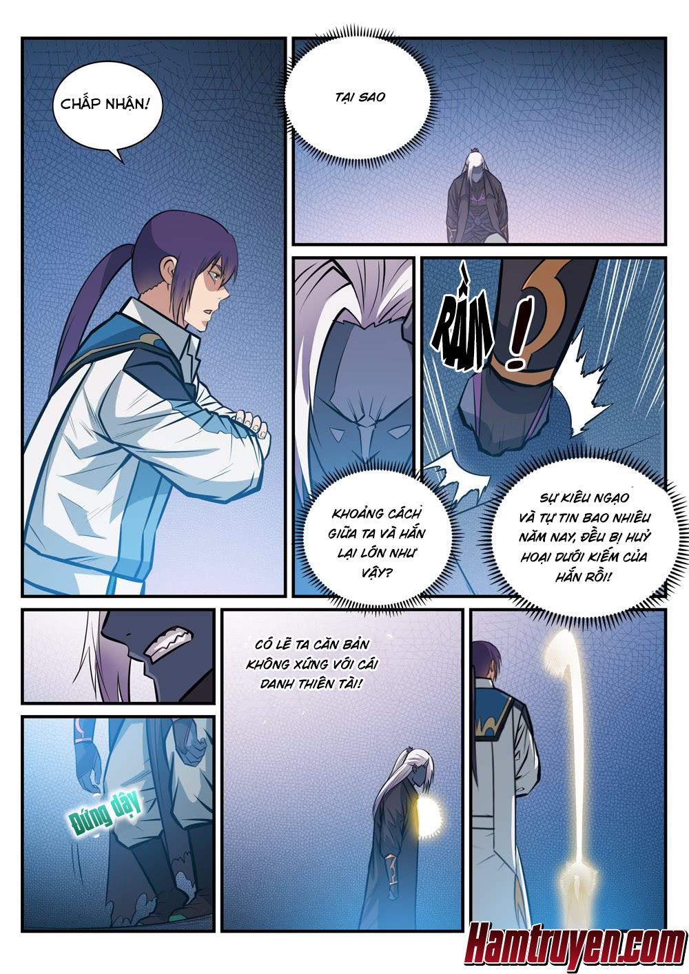 BÁCH LUYỆN THÀNH THẦN Chap 255 - Trang 11