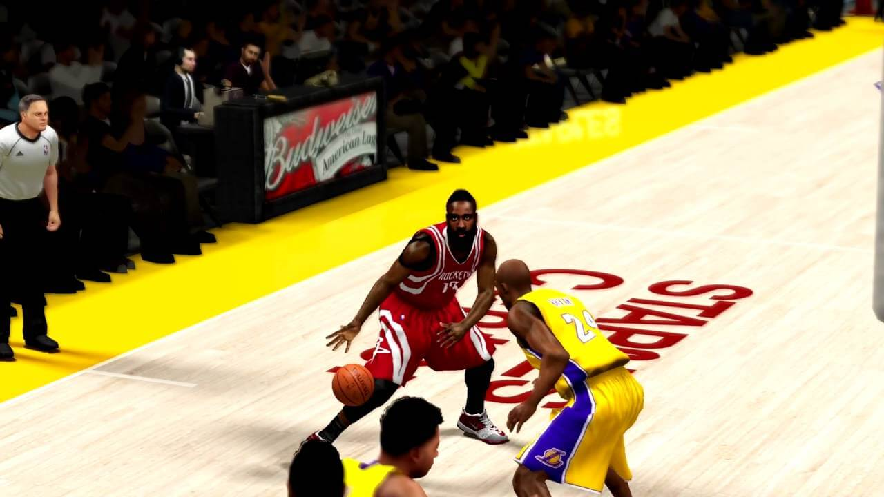 NBA 2k14 Seushiro's Animation Mod Download v3.1a