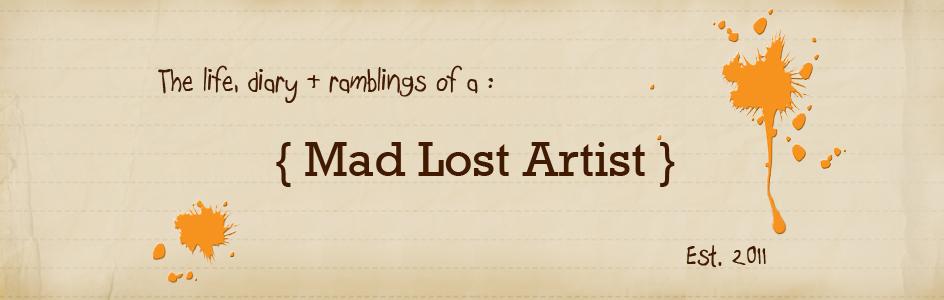 Mad Lost Artist