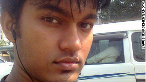 Nafis Terror Suspect