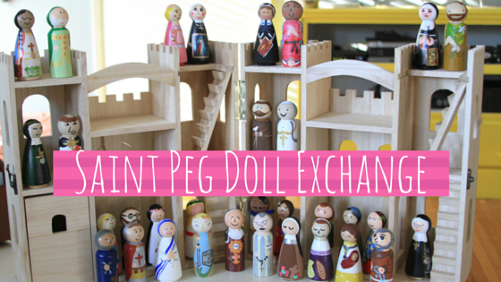Saint Peg Doll Exchange
