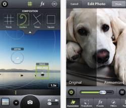 Applicazioni fotocamera per iphone