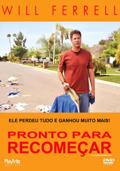 Filme Pronto Para Recomeçar Dublado AVI DVDRip