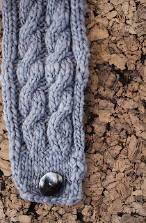 Big Apple Headband Free Knitting Pattern