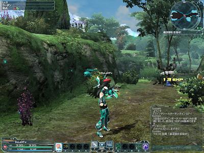 Phantasy Star Online 2 - Assault Rifle