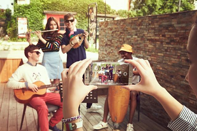 Samsung Galaxy S6 edge+ - Lifestyle