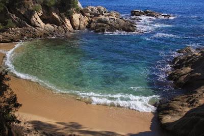 Punta Cala Rovira in Platja d'Aro