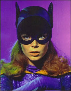 Yvonne Craig as tv's Batgirl