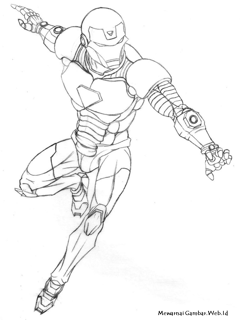 Free 3 Ironman Coloring Pages Iron 3 Coloring Pages
