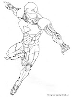 Iron Man 4 Coloring Pages