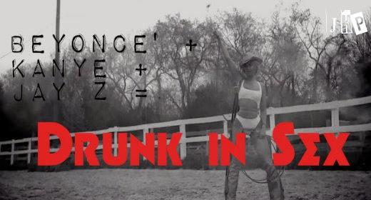 Beyoncé drunk