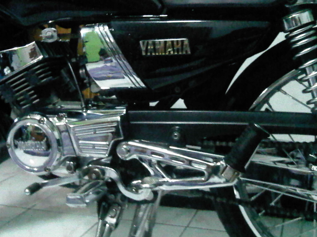 Modif Yamaha Fzr
