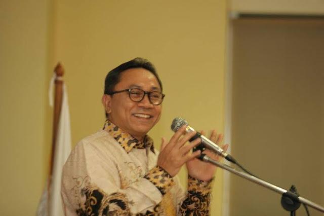 Zulkifli Hasan : Musyawarah Mufakat PKS Patut Dicontoh