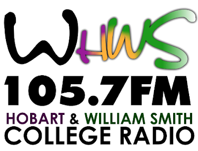 WHWS-LP 105.7FM Hobart and William Smith College Radio