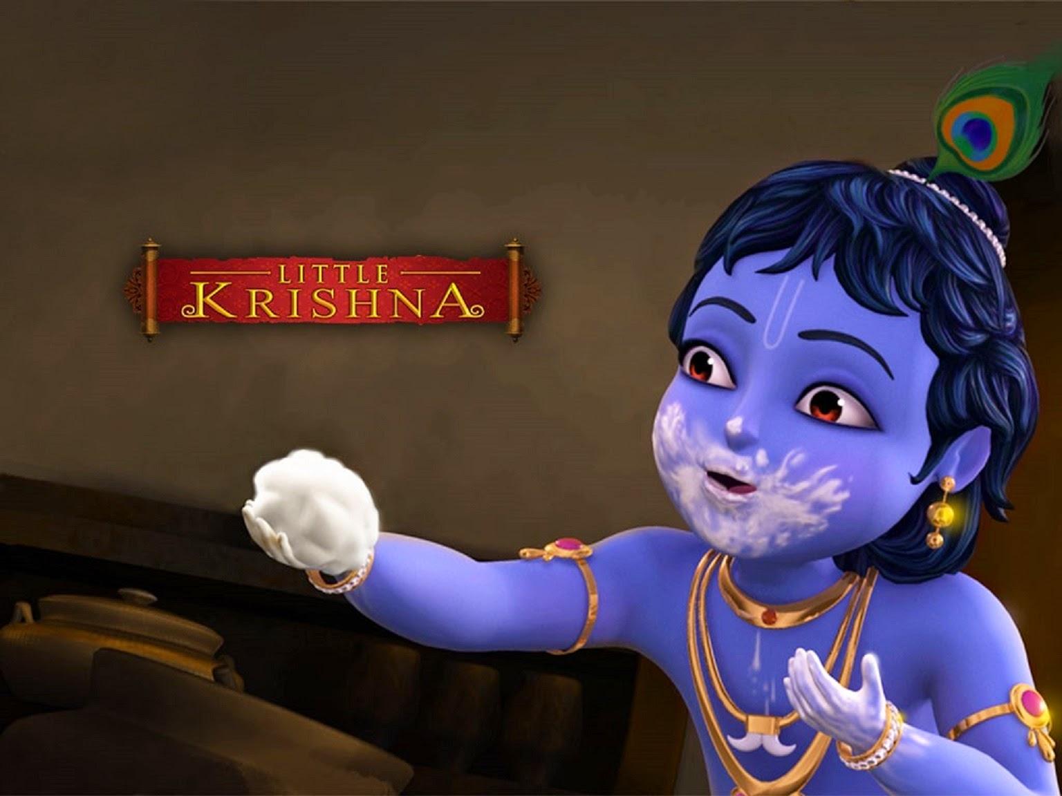 Disney Hd Wallpapers Disney Cartoon Little Krishna Hd Wallpapers