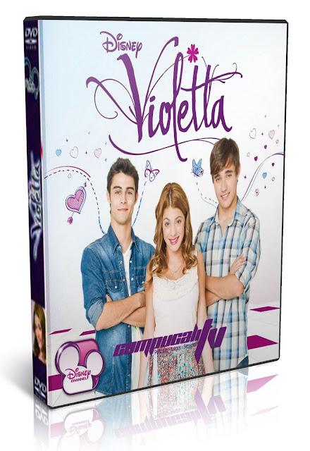 Lo Mejor De Violetta DVDR NTSC Español Latino
