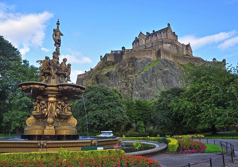 """Escocia """"una tierra de leyenda y misterio"""""""