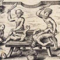 HISTORIA DEL CANIBALISMO