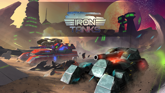 Iron Tanks v0.35 APK