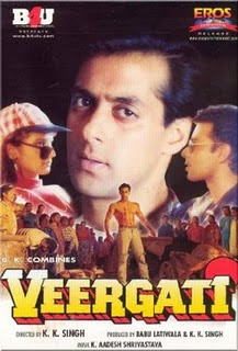 Veergati 1995 Hindi Movie Watch Online