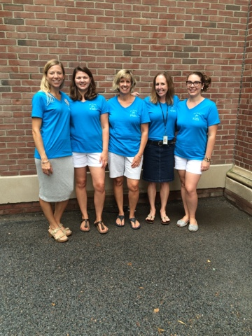 First Grade Teaching Team