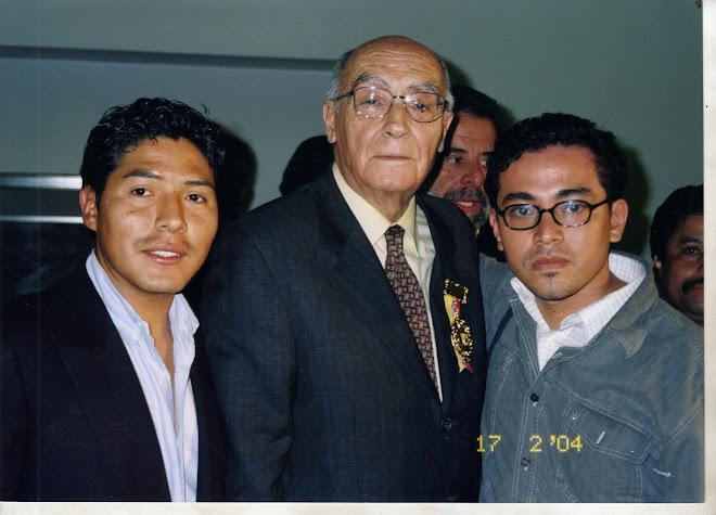 Maestro José Saramago, Paúl Puma