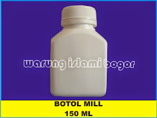 Botol Mangostana 150 ml 100 kapsul