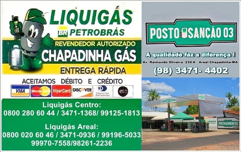 Chapadinha Gás - Liquigás