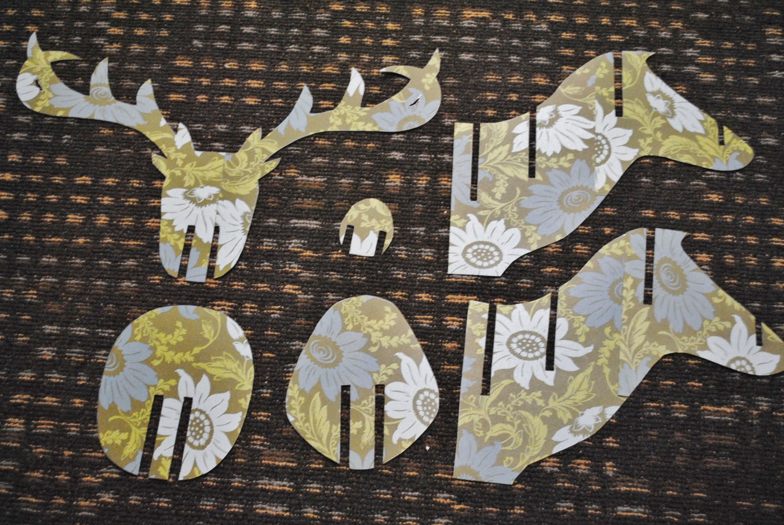 The second party diy deer taxidermy diy deer taxidermy pronofoot35fo Gallery