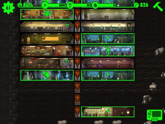 Fallout Shelter Vault