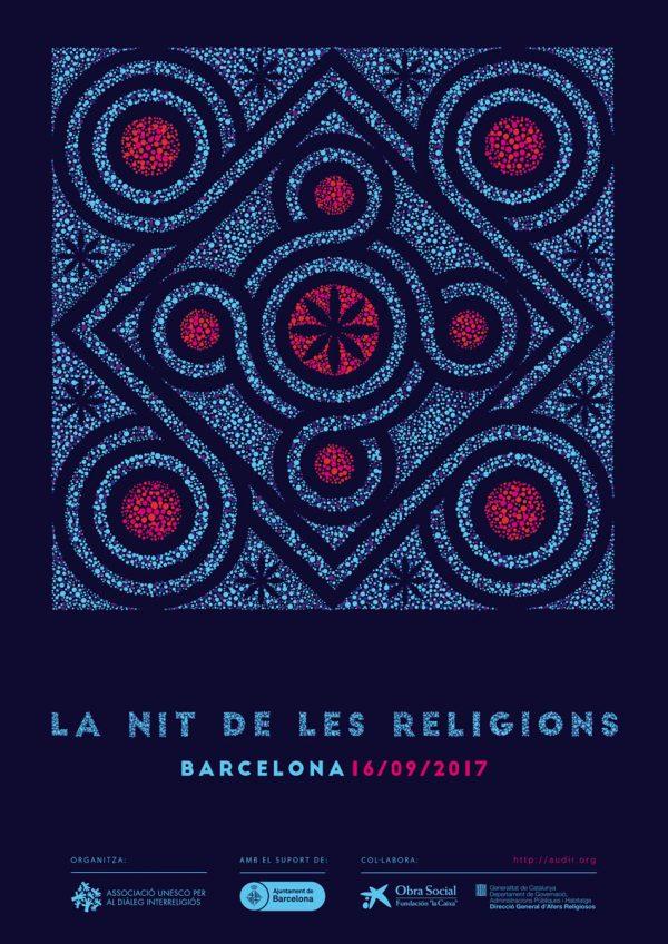 Confesión Wicca Celtibera en la Nit de las Religions 2017
