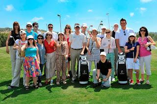 Fundación Prodis en Las Colinas Golf