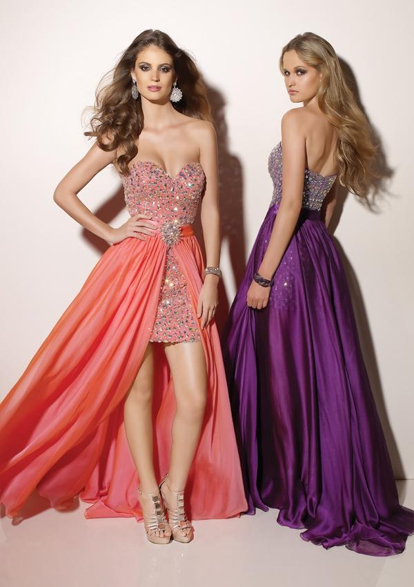 Purple Prom Dresses Mori Lee 2012
