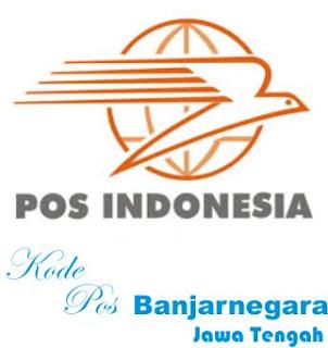Kode Pos Sekabupaten Banjarnegara