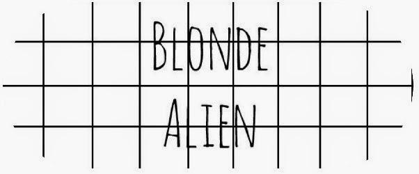 Blonde-Alien