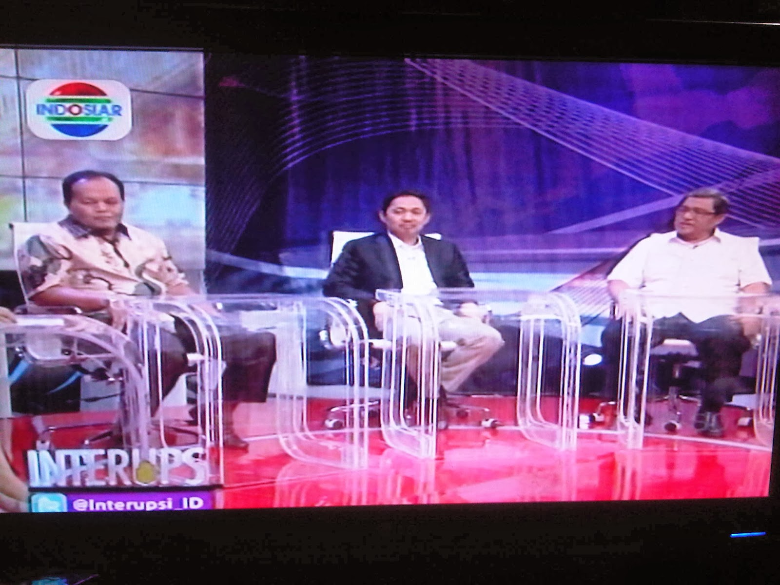 Hidayat Nur Wahid, Anis Matta, Ahmad Heryawan