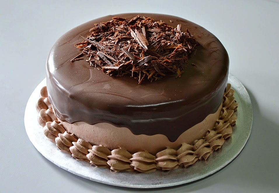 Chocolate Icecream cake / 1.5kg