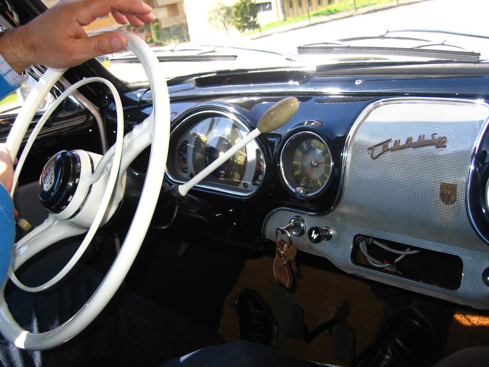 old cars restore interior ford taunus. Black Bedroom Furniture Sets. Home Design Ideas